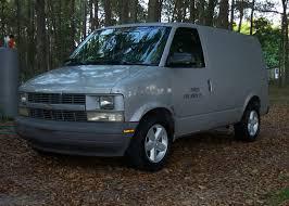 Chevrolet Astro Cargo Van Questions - Good, Better, Best... Which ...