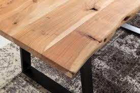 Tischplatte Akazie Baumkante
