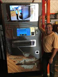 Baguette Vending Machine Sf Cool MDFDEUSABay Area Congrats Benoit HERVE Father Of The BEST Warm
