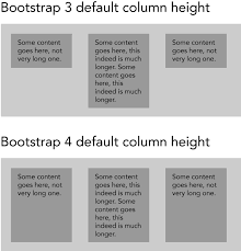 how can i make bootstrap 4 columns all