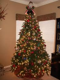 Full Size of Christmas: Christmas Tree With Lights Image Ideas White Colored  Happy Holidays: ...