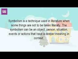 what is a symbol in literature what is a symbol in literature