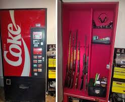 Dr Pepper Vending Machine For Sale Beauteous Soda Machine Gun Safes 48 Brands BEACH