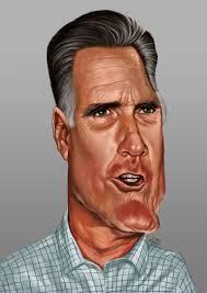 mitt romney caricature images mitt romney caricature