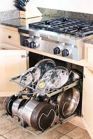 kitchen-cabinet-pots-and-pans-organization-1 | Kevin & Amanda
