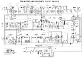 craig 4103 4104 4201 4201 schematic diagram
