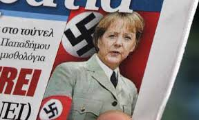 Greek Nazi Merkel photos 'trivialise' holocaust - The Local