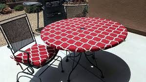 outdoor tablecloth umbrella hole like this item outdoor round vinyl tablecloth with umbrella hole