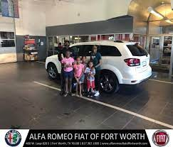 Congratulations Trekedia On Your Dodge Journey From Preston Wheeler At Alfa Romeo Fiat Of Fort Worth Newcar New Cars Fiat Fort Worth