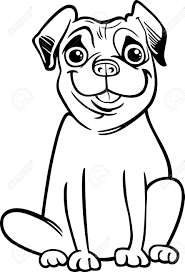 dog cartoon for children