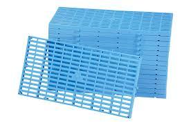 vestil f grid plastic floor grid 1100 lbs capacity 23 5 length 11 75 width 1 height box of 15 material handling equipment com