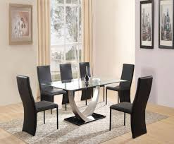 dining table chairs uk glass dining table and chairs uk simple glass dining table