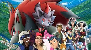 PokéMovie Reviews: Pokémon: Zoroark: Master of Illusions - YouTube