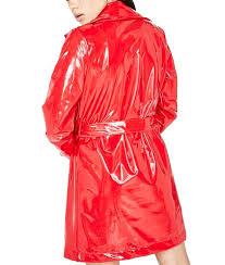 red leather coat hari nef assassination nation jacket