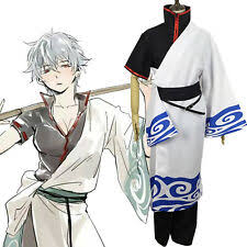 <b>gintama cosplay</b> products for sale | eBay