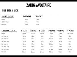 Zadig Voltaire Kids Sleeveless T Shirt Wave Orange