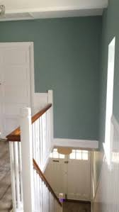 home interior stairway landing decorating ideas fresh crown classic duck egg hallway colour crush
