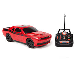 Gallery World Tech Toys Dodge Challenger SRT 1:24 Electric RC Car