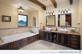 Mediterranean Bathroom Design