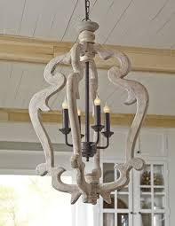 gallery of white orb chandelier distressed wood unusual 10