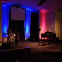 church lighting ideas. Small Church Stage Design - What We Could Do If Only Had Some Colored Lights Lighting Ideas