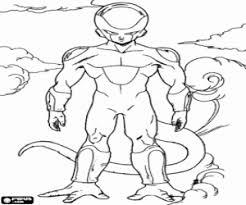 Disegni Di Dragon Ball Dragonball Da Colorare E Stampare 3