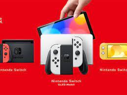 Nintendo Switch OLED vorbestellen: Bei ...