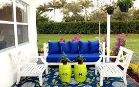 home interior unique ceramic garden stools large lattice blue stool from adorable ceramic garden stools