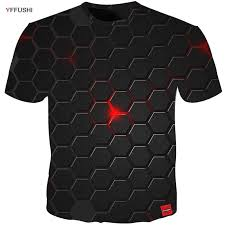 Detail Feedback Questions about <b>YFFUSHI 2018 Male 3D</b> T Shirts ...