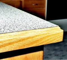 SOLID SURFACE EDGE TOPS