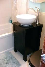 18 wide bathroom vanity inch vessel sink and cabinet only inches its a tiny 18 wide bathroom vanity petite