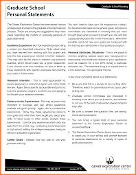 personal statement graduate school samples   Case Statement