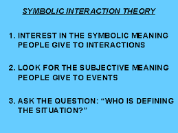 symbolic interactionism essay symbolic interactionism and gender