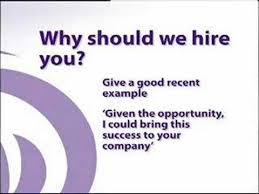why should we hire you interview question why should we hire you among the tough interview question and how