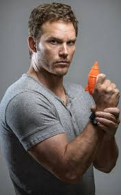 Chris Pratt Is A Superhero In Guardians Of The Galaxy
