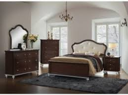 Ally Full Platform Bedroom Set