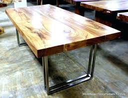 full size of wood top coffee table metal legs elegant base this picture here home
