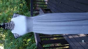 Medium Bradbury Maxi Dress 38 Heather Gray https www.facebook.