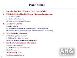 example of a business plan sales plan example sales business plan example sales plan