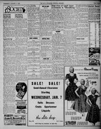 The Daily Standard from Sikeston, Missouri on January 7, 1953 · Page 3
