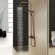 faucet sets bathroom. 217 - Classic Two Handle Rainshower \u0026 Handshower Shower Set Faucet Sets Bathroom