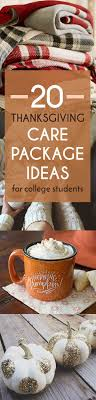 20 Festive Thanksgiving Care Package Ideas For College Students