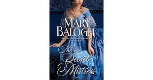 The Secret Mistress (Mistress Trilogy #3) by Mary Balogh