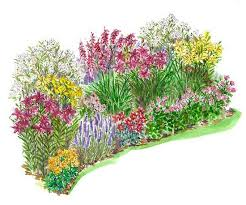 Small Picture Delighful Simple Flower Garden Ideas R On Inspiration Decorating