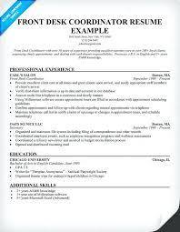 resume sample for front desk receptionist image gallery of well suited  ideas medical front desk resume .