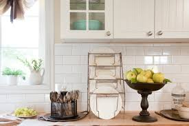 Kitchen Countertop Decorative Accessories Farmhouse Kitchen Traditional Kitchen Los Angeles by 1