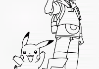 Pokemon Advanced Coloring Pages Printable Coloring Page For Kids