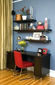 wall shelves office. Home Office Wall Shelving How To Decorate With Floating Shelves Contemporary L