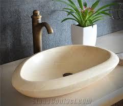 marble bathroom sink. Egyptian Beige Marble Vessel Sink,Natural Stone Basin, Bathroom Sinks, Wash Bowls Sink