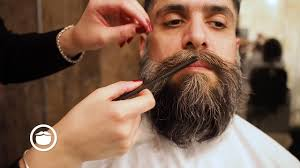 Beard And Hair Style best beard trim for viking hair style cut and grind youtube 6771 by wearticles.com